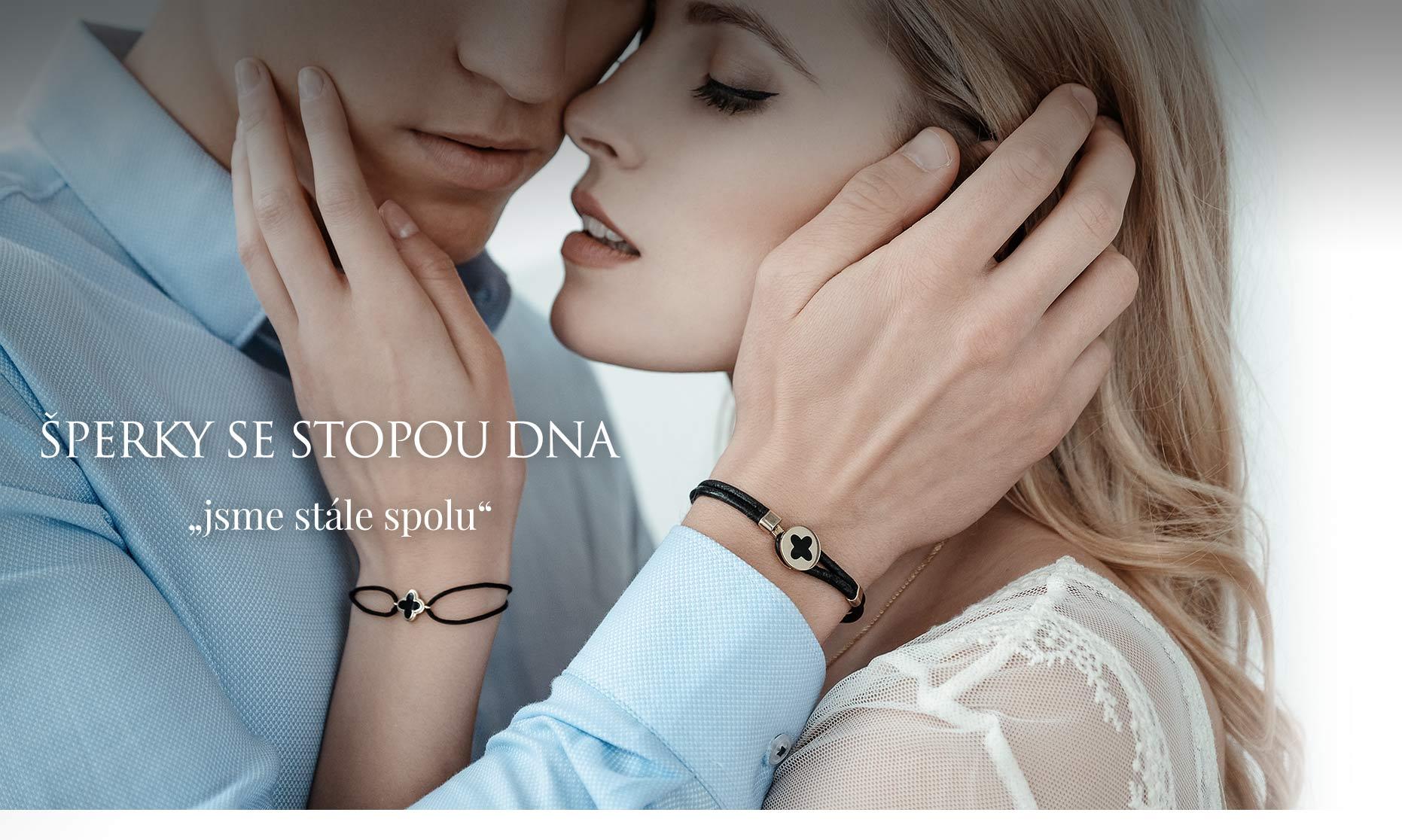 šperky s DNA