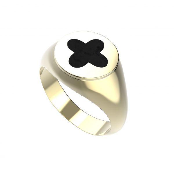 FLOWER Pánský prsten