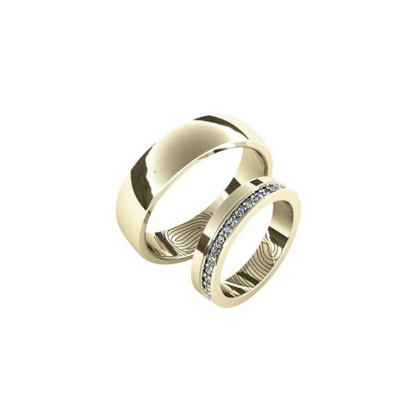Snubní prsteny Touch