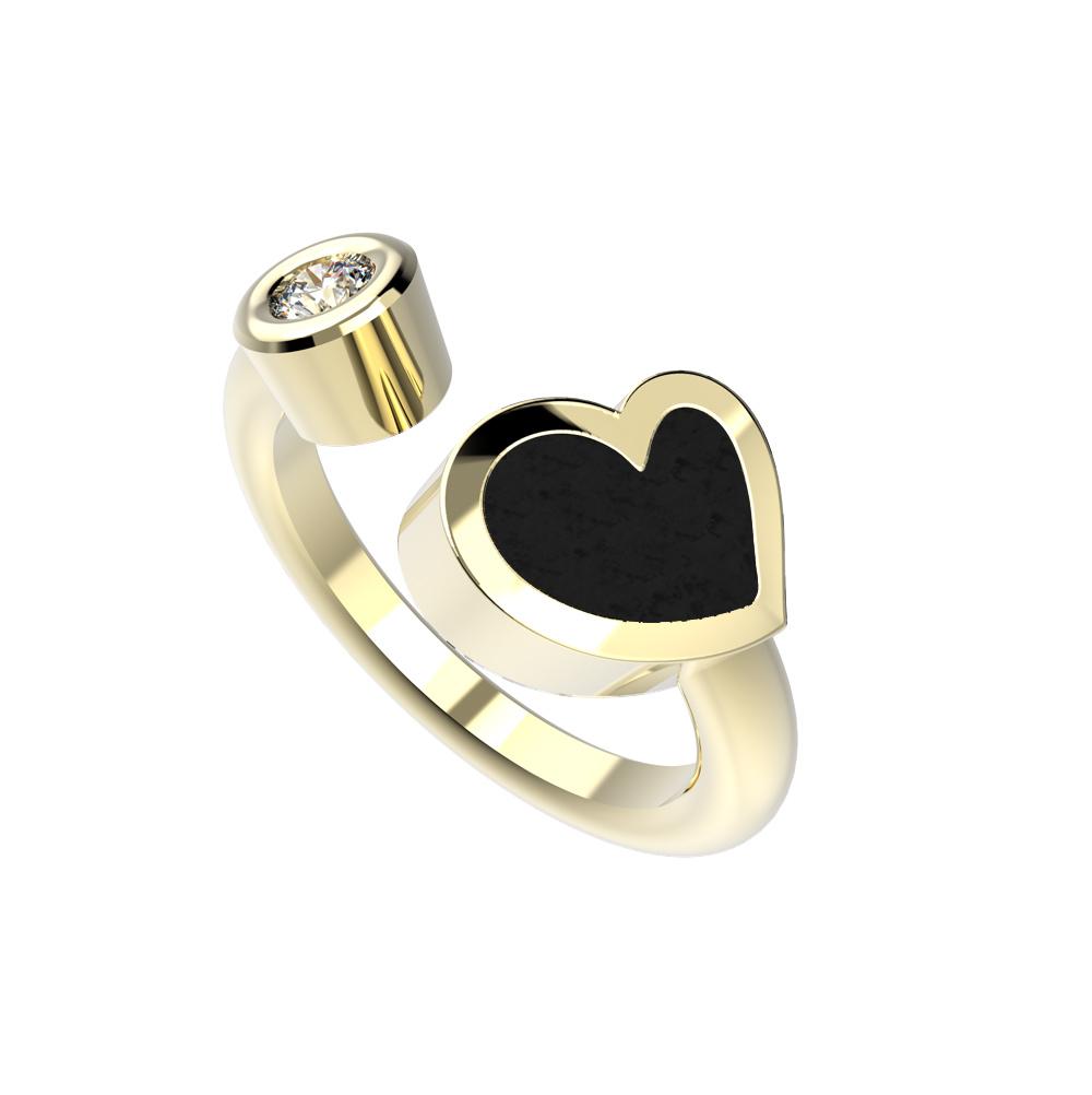 Dámský prsten Heart