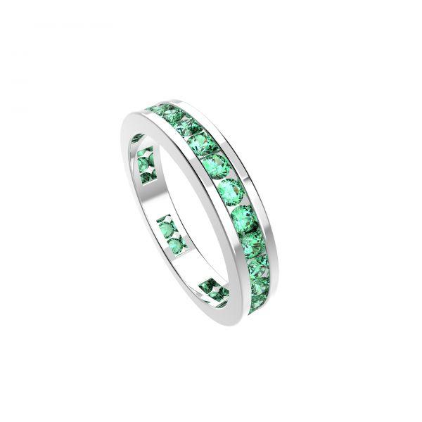 Dámský prsten Eternity