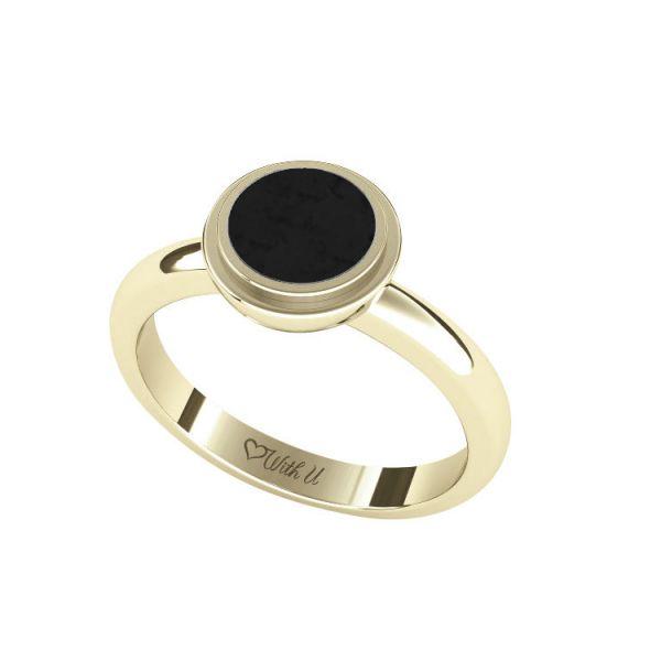 CIRCLE Dámský prsten malý