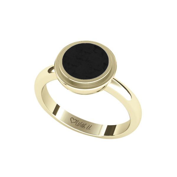 CIRCLE Dámský prsten velký