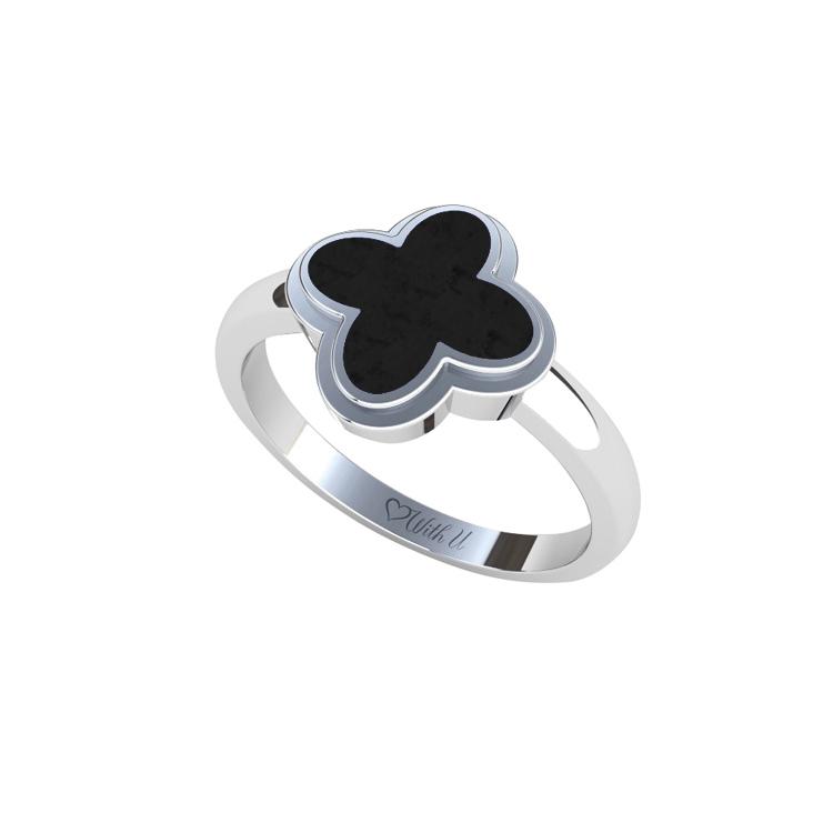 FLOWER Dámský prsten malý