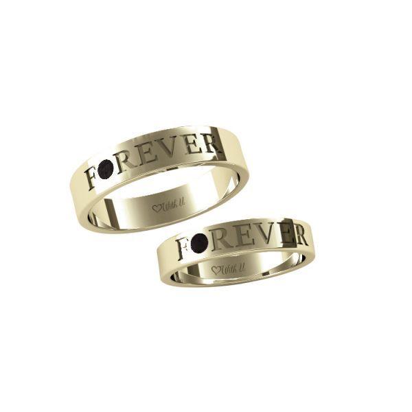 Snubní prsteny Forever